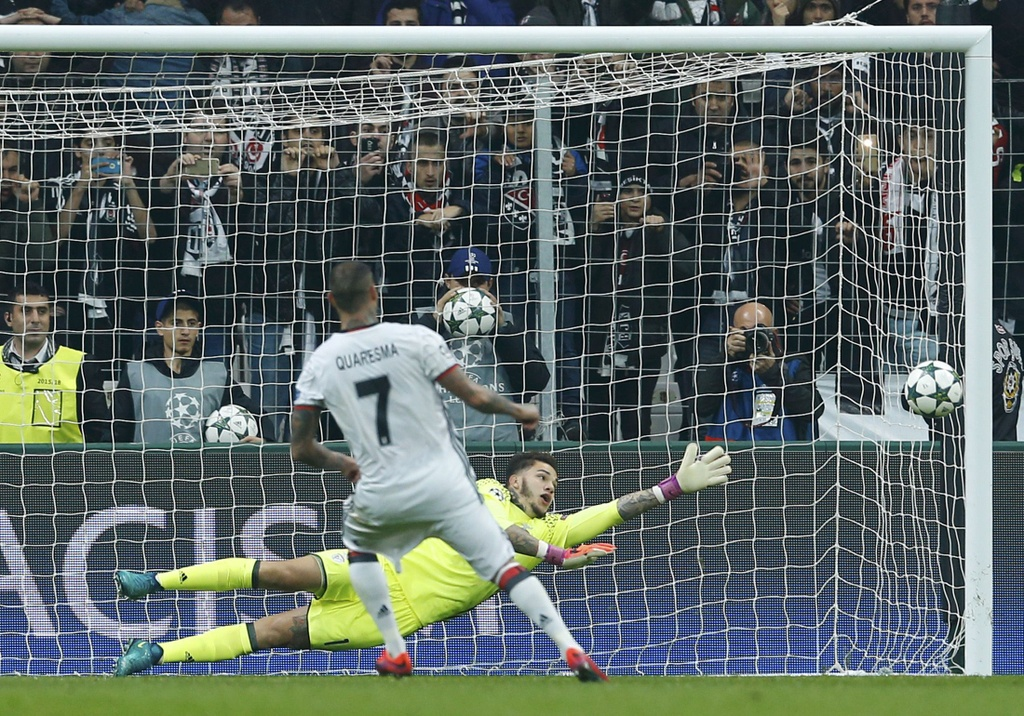 Tran Besiktas vs Benfica anh 6