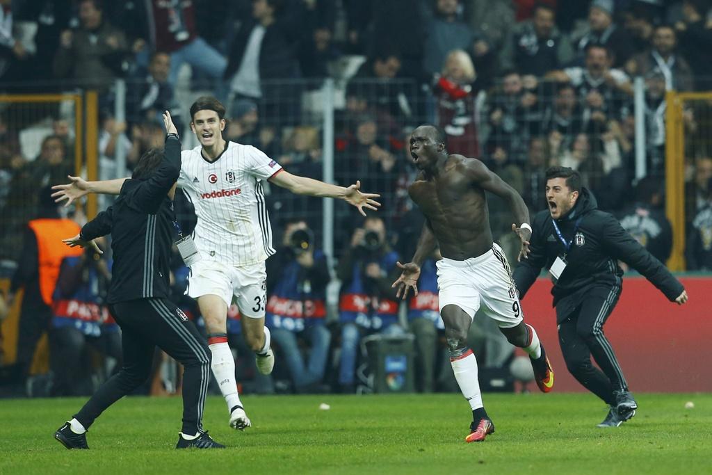 Tran Besiktas vs Benfica anh 9