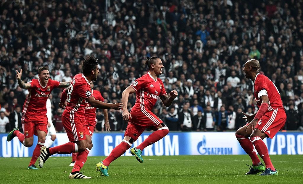 Tran Besiktas vs Benfica anh 1