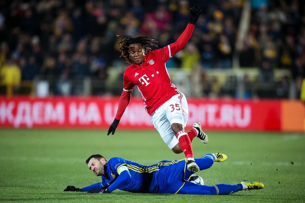 Guc nga truoc doi bong yeu, Bayern chap nhan ngoi nhi bang hinh anh 4