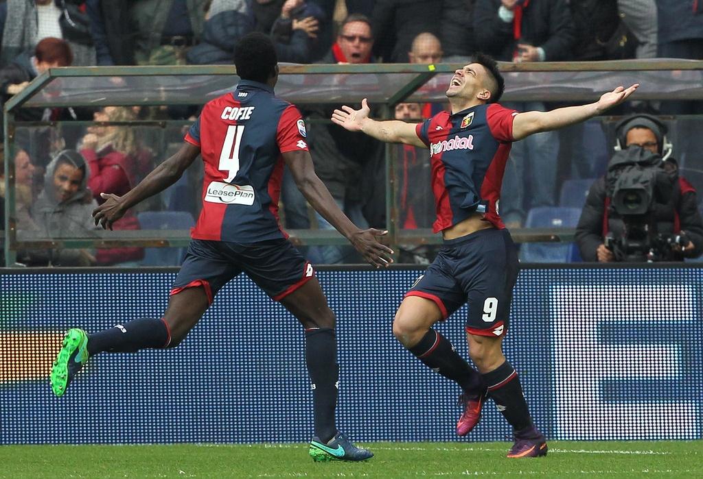 Tran Genoa vs Juventus anh 8
