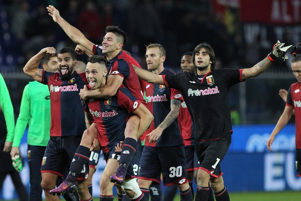 Tran Genoa vs Juventus anh 7