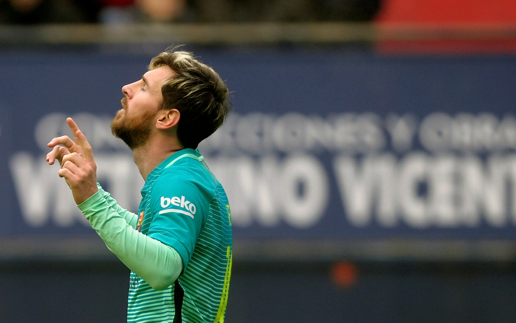 Messi lap cu dup, Barca thu hep cach biet voi Real hinh anh 10