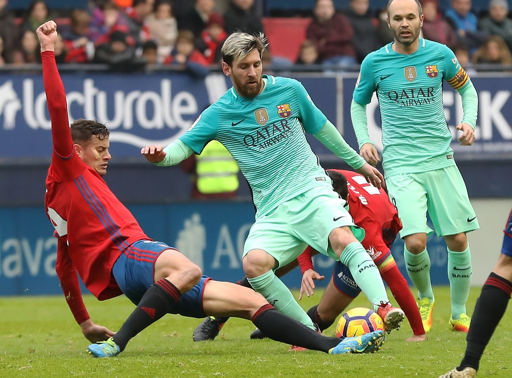 Messi lap cu dup, Barca thu hep cach biet voi Real hinh anh 8
