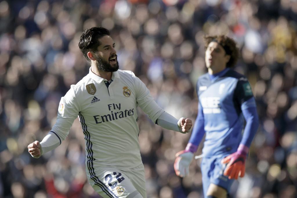tran Real Madrid vs Granada anh 5