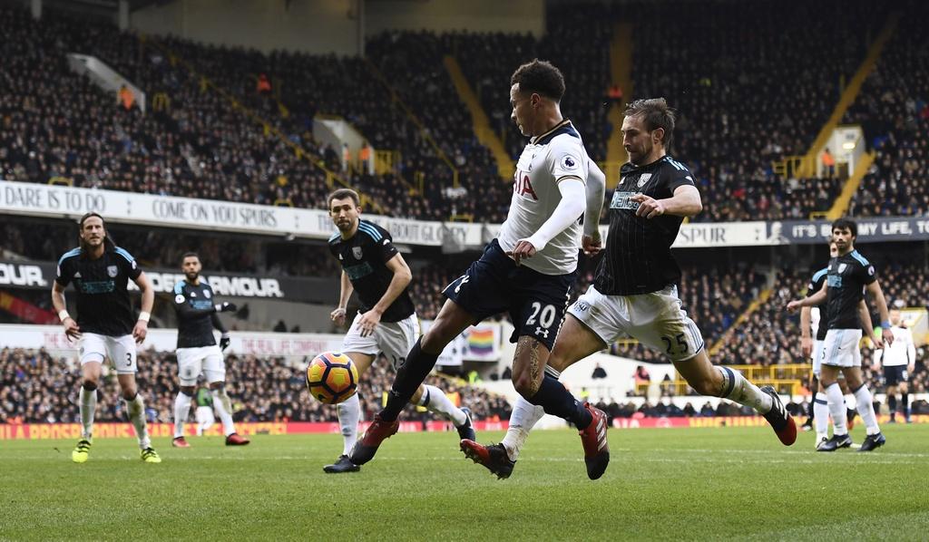 Kane ghi 3 ban, Tottenham tam chiem ngoi nhi cua Liverpool hinh anh 5