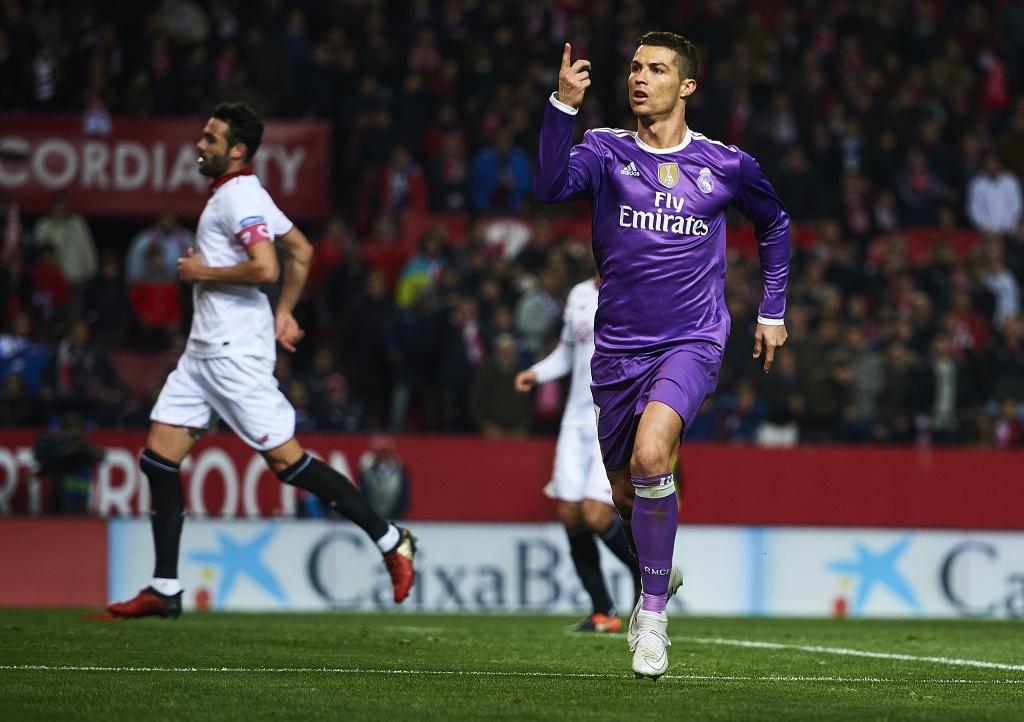 tran Sevilla vs Real Madrid anh 1