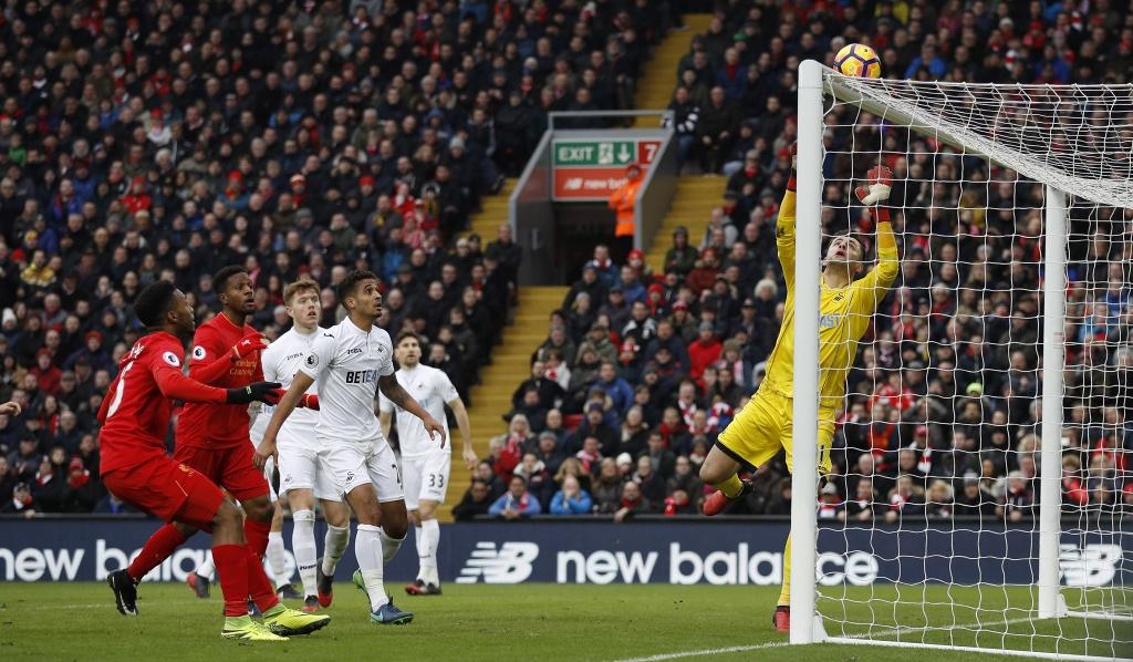 Tran Liverpool vs Swansea anh 11