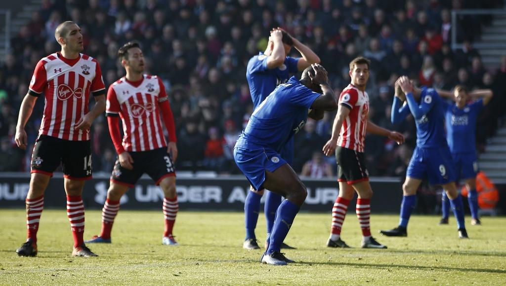 Tran Southampton vs Leicester City anh 4
