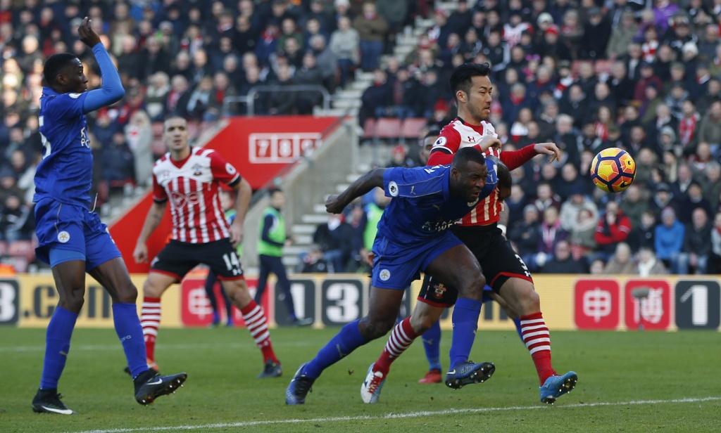 Tran Southampton vs Leicester City anh 5
