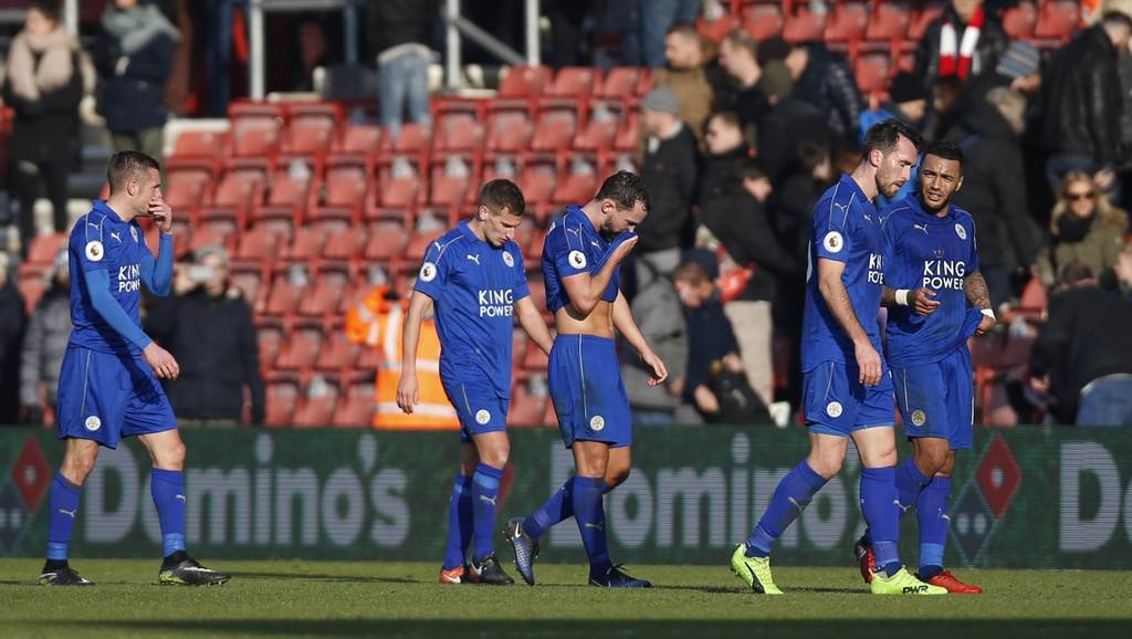 Tran Southampton vs Leicester City anh 9
