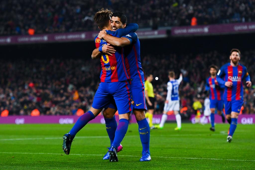 Tran Barcelona vs Sociedad anh 7