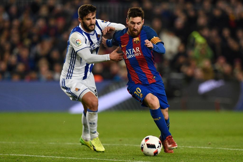 Tran Barcelona vs Sociedad anh 2