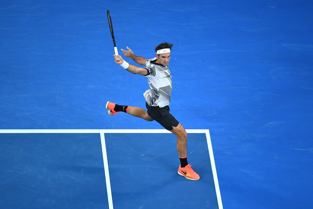 Federer nhoe le trong ngay hon cup bac chien thang hinh anh 2