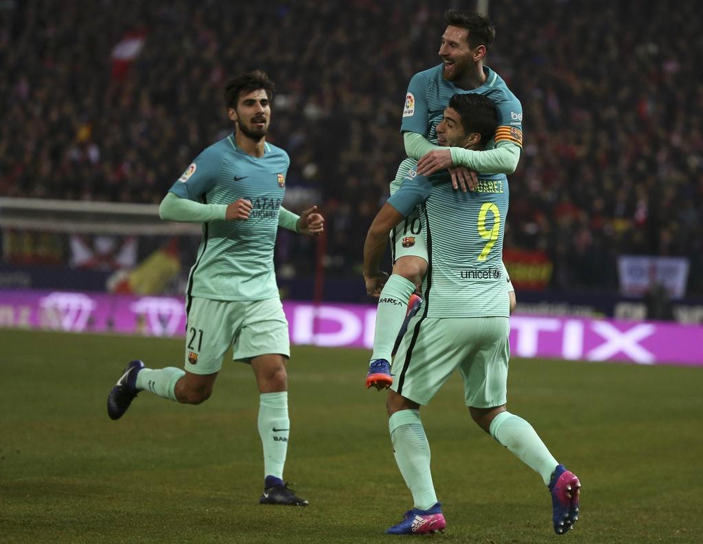 tran Atletico vs Barcelona anh 5