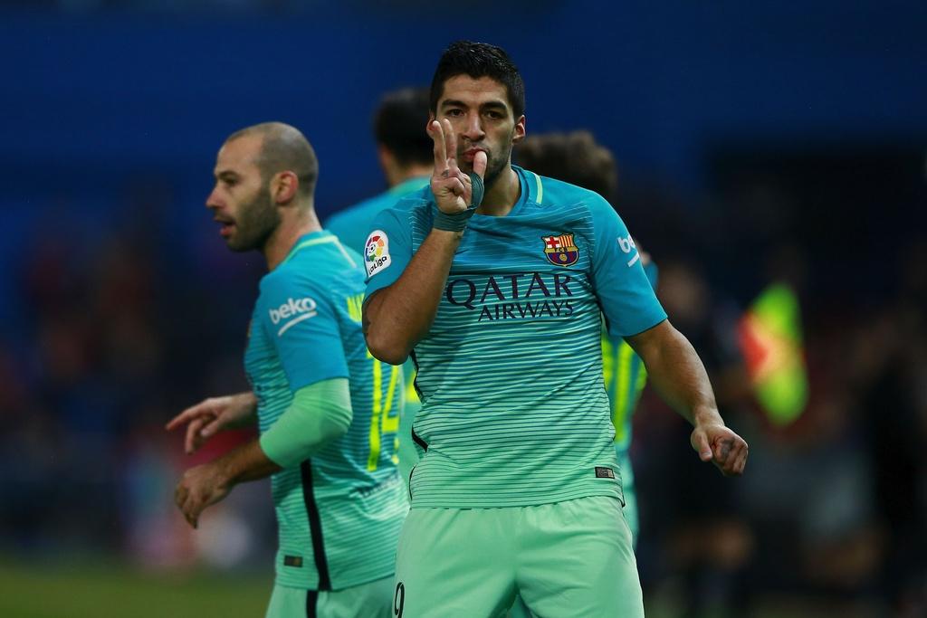 tran Atletico vs Barcelona anh 1