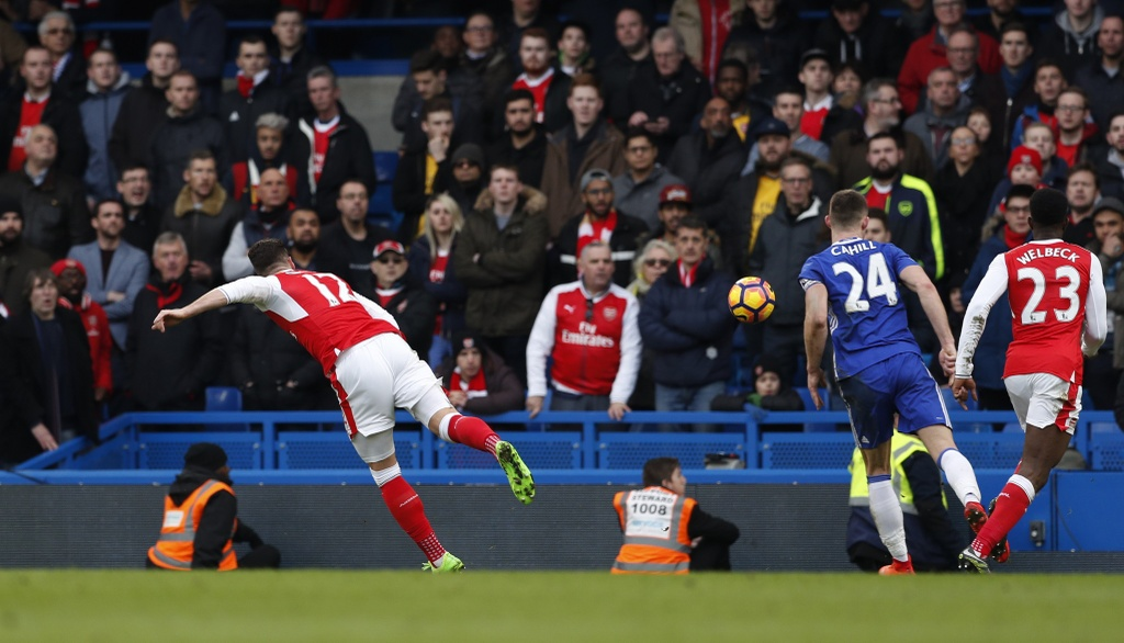 tran Chelsea vs Arsenal anh 12