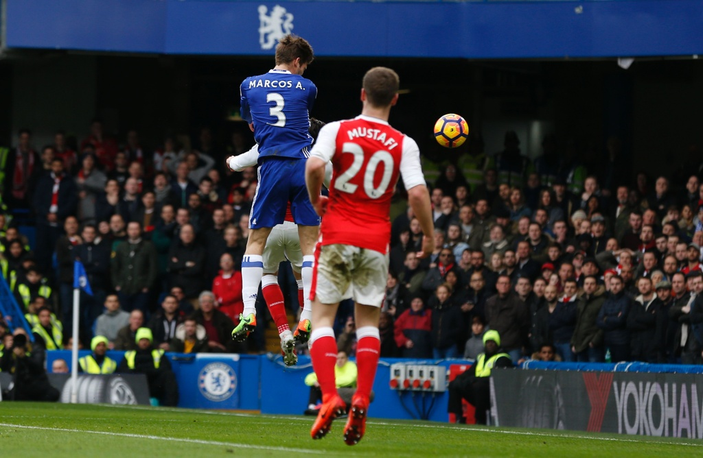 tran Chelsea vs Arsenal anh 2