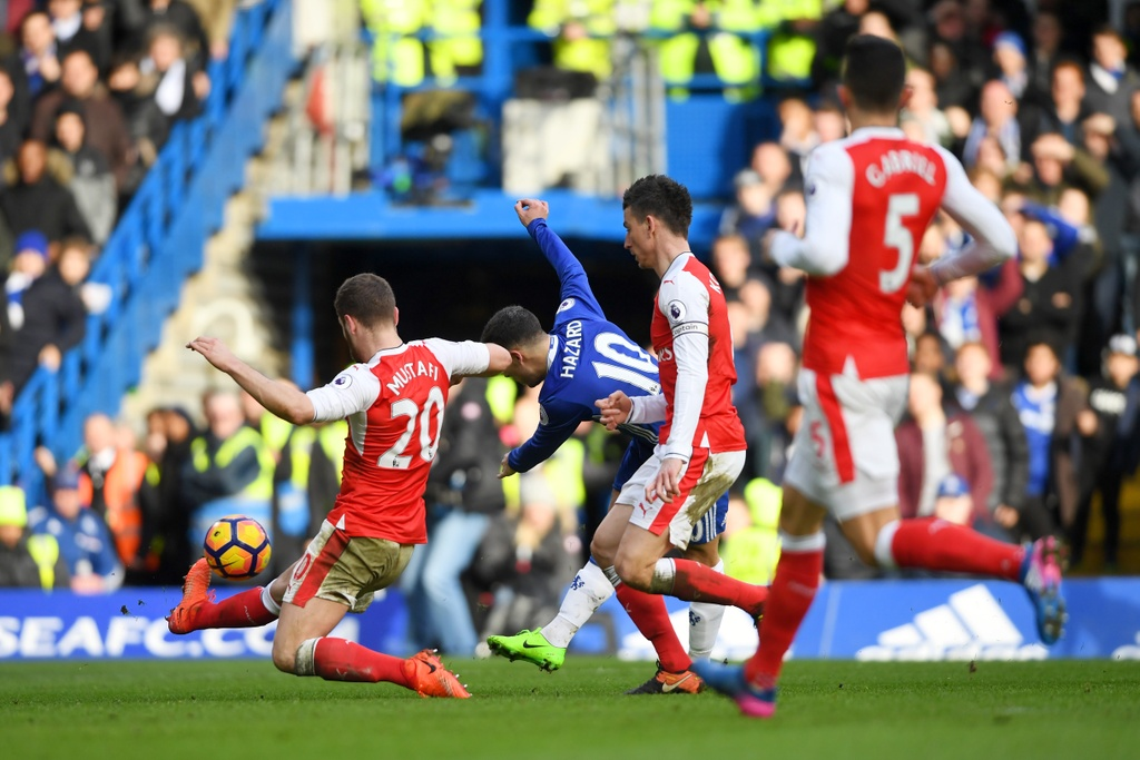 tran Chelsea vs Arsenal anh 8