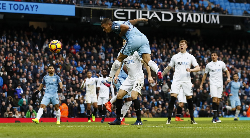 Tran Man City vs Swansea anh 9