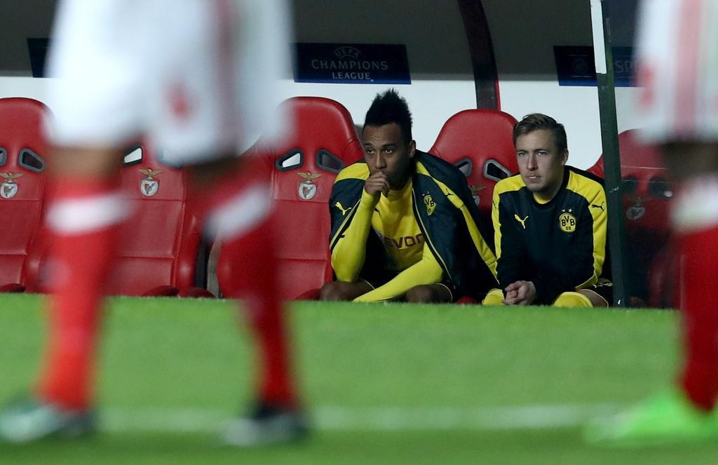 Tran Benfica vs Dortmund anh 9