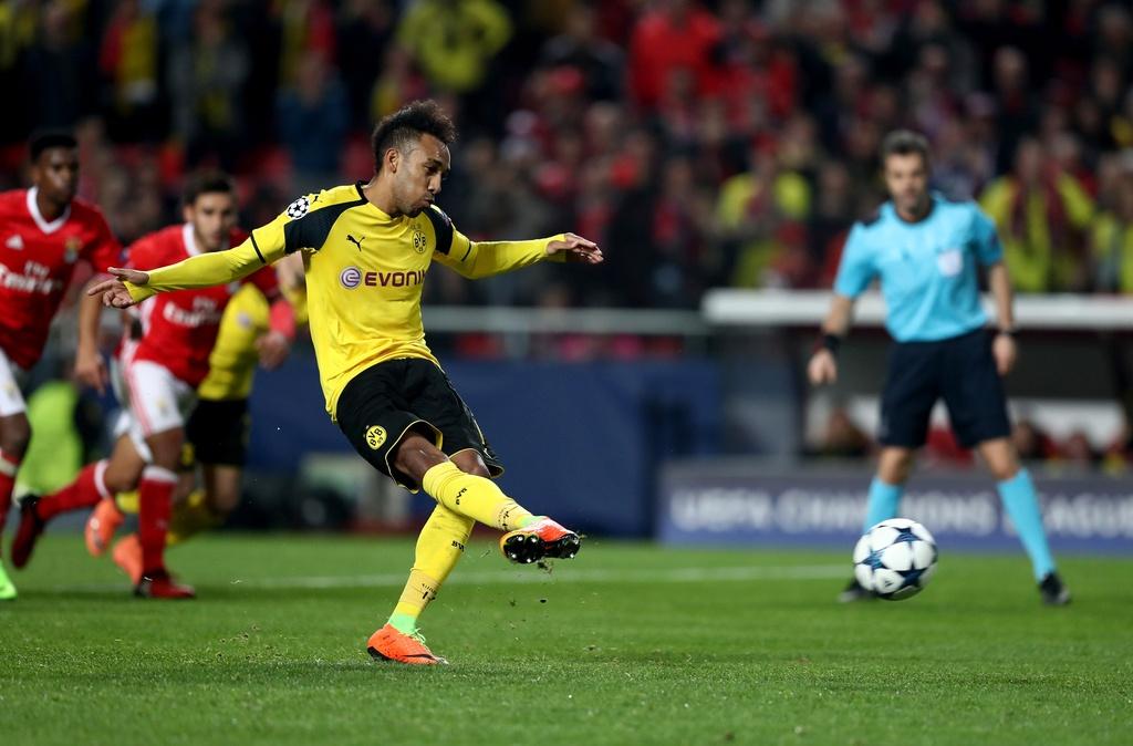 Tran Benfica vs Dortmund anh 6