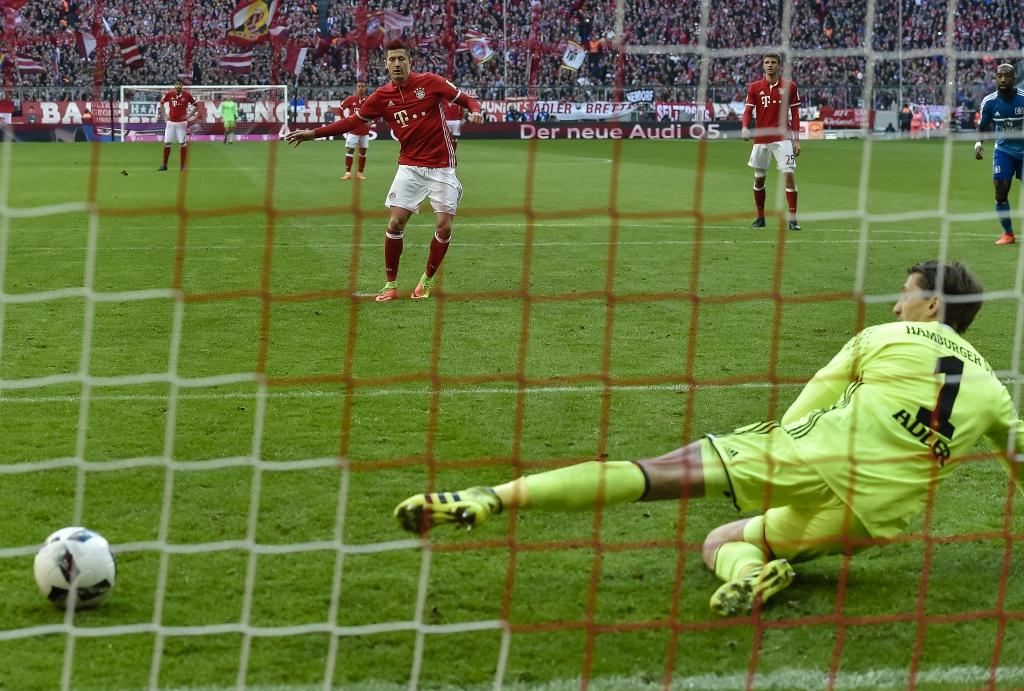 tran Bayern vs Hamburg anh 3