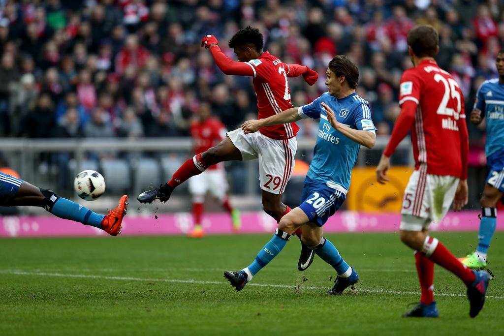 tran Bayern vs Hamburg anh 6