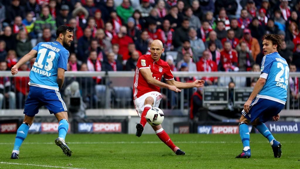 tran Bayern vs Hamburg anh 8