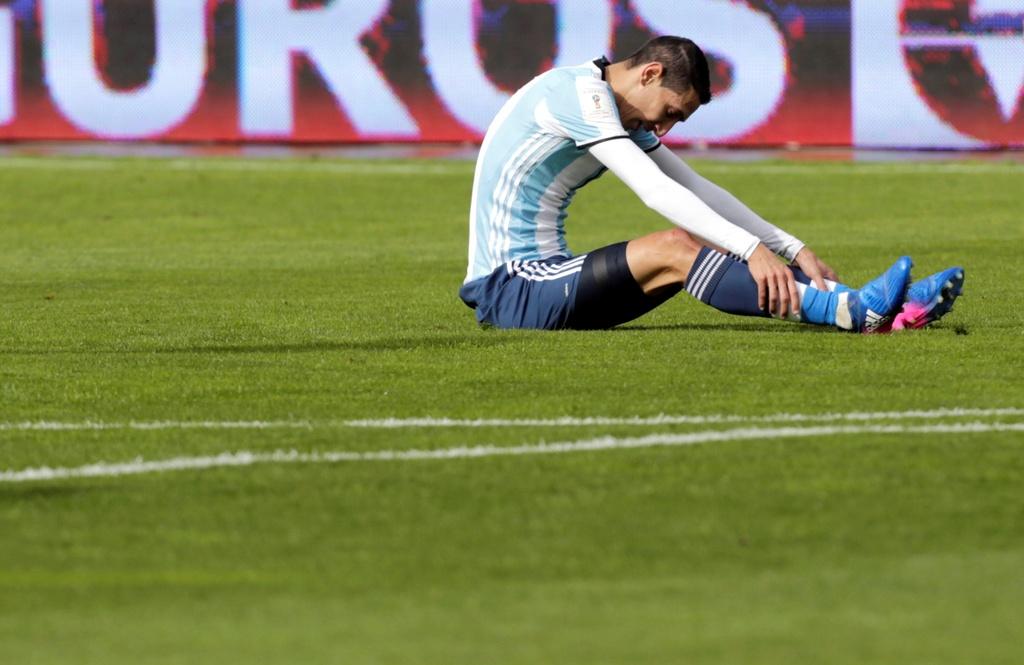 Argentina that bai ngay sau khi Messi bi cam thi dau hinh anh 3