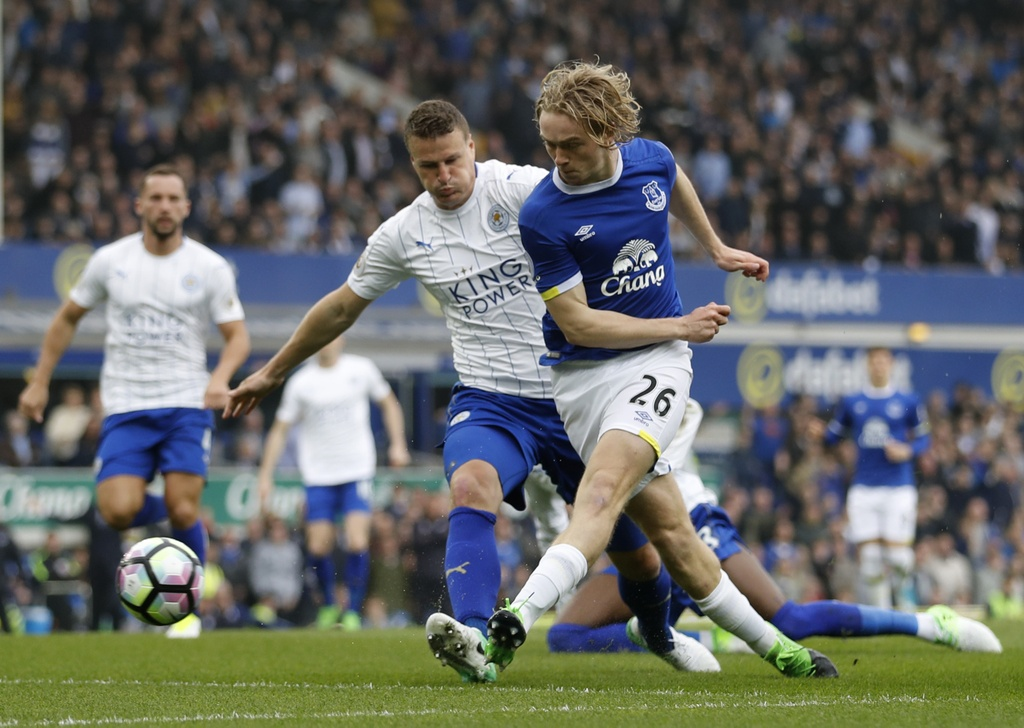 tran Everton vs Leicester City anh 1