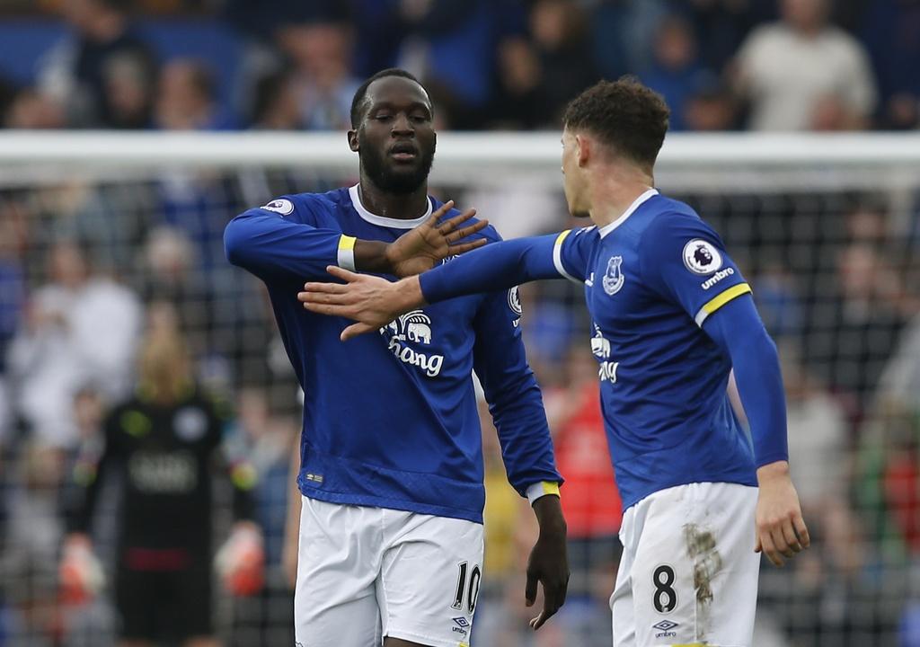 tran Everton vs Leicester City anh 7