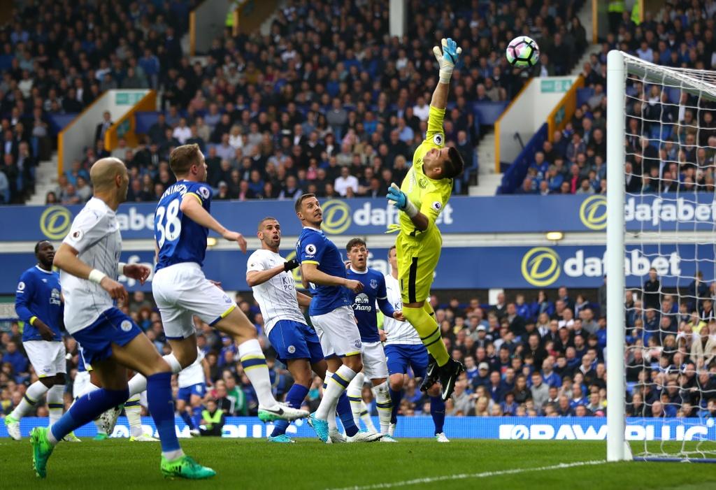 tran Everton vs Leicester City anh 4