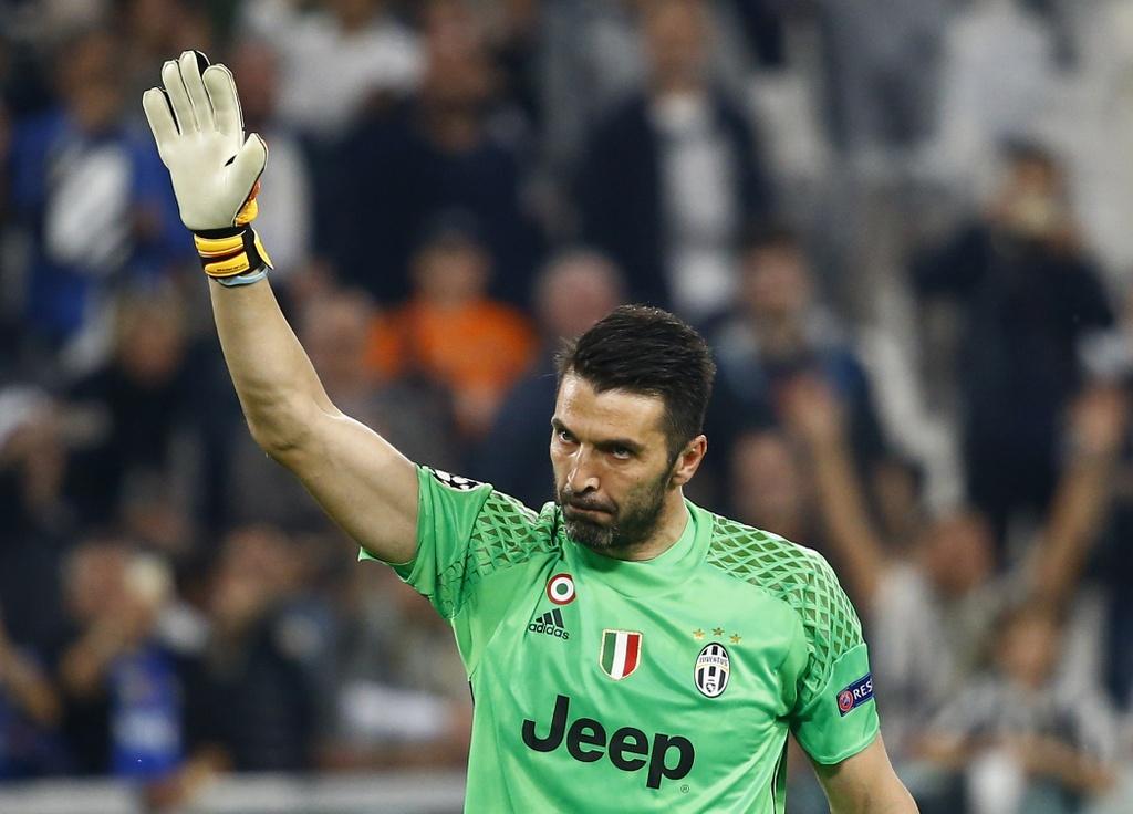 Tran Juventus vs Barcelona anh 5