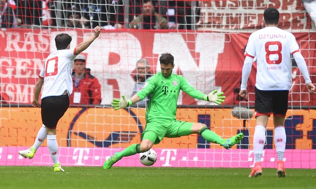 Tran Bayern vs Mainz 05 anh 2