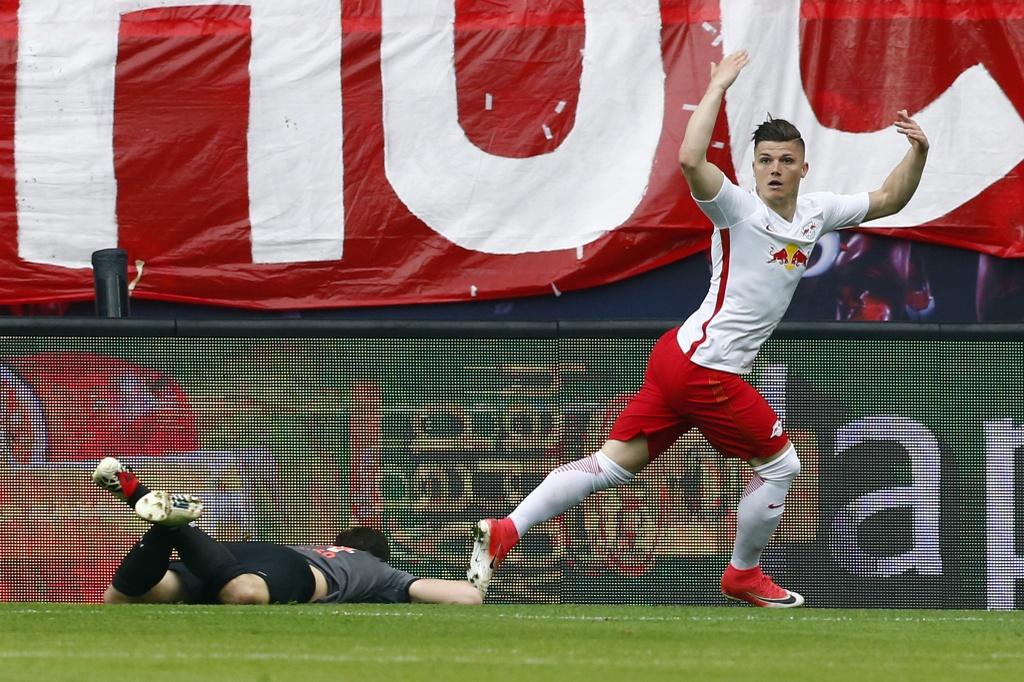 tran RB Leipzig vs Bayern anh 2