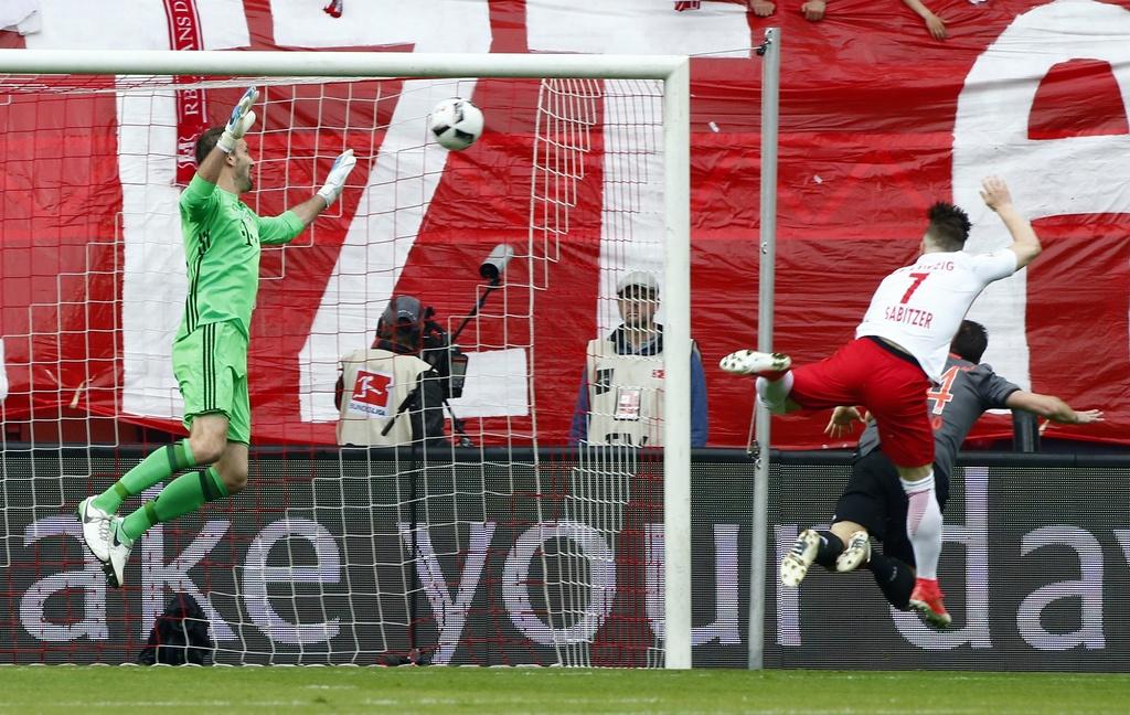 tran RB Leipzig vs Bayern anh 1