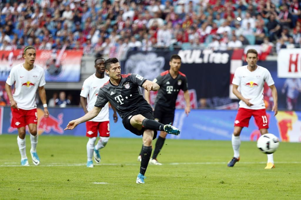 tran RB Leipzig vs Bayern anh 3