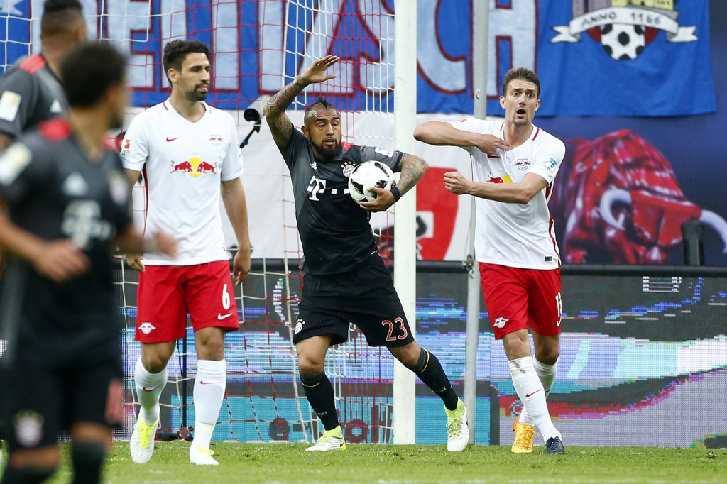 tran RB Leipzig vs Bayern anh 10