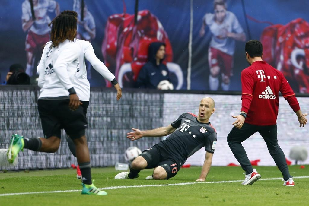 tran RB Leipzig vs Bayern anh 13