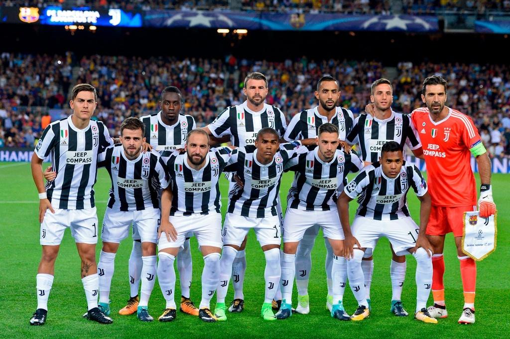 tran Barcelona vs Juventus anh 2