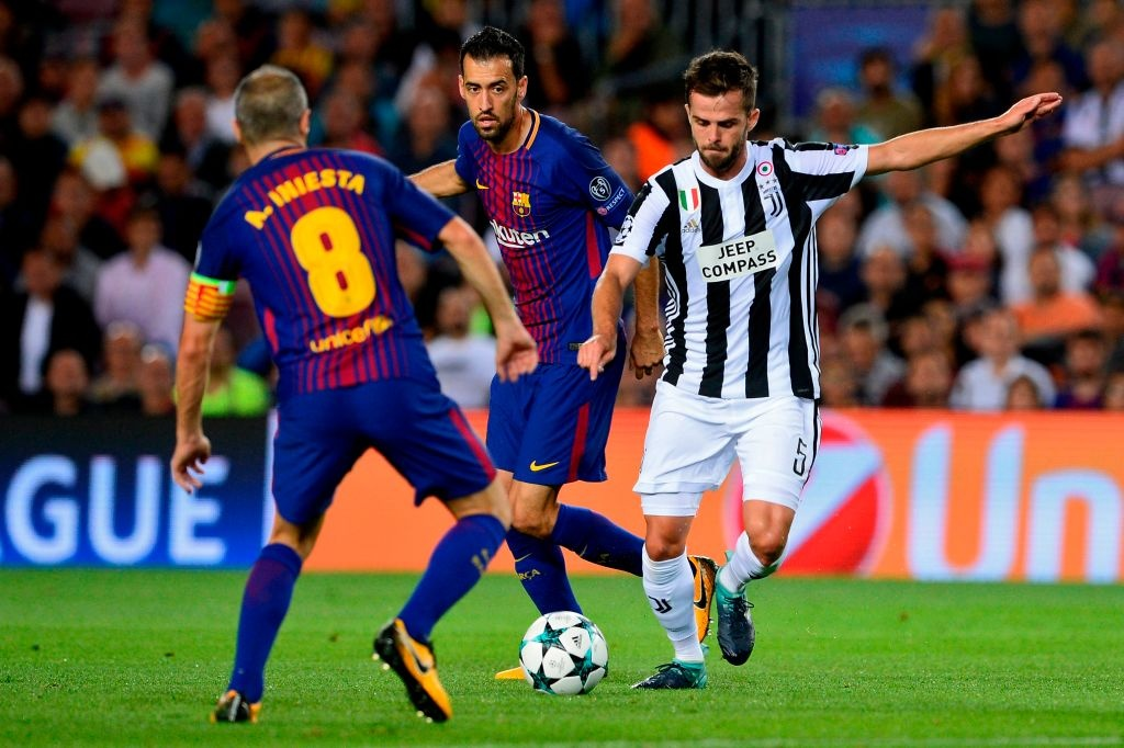 tran Barcelona vs Juventus anh 4