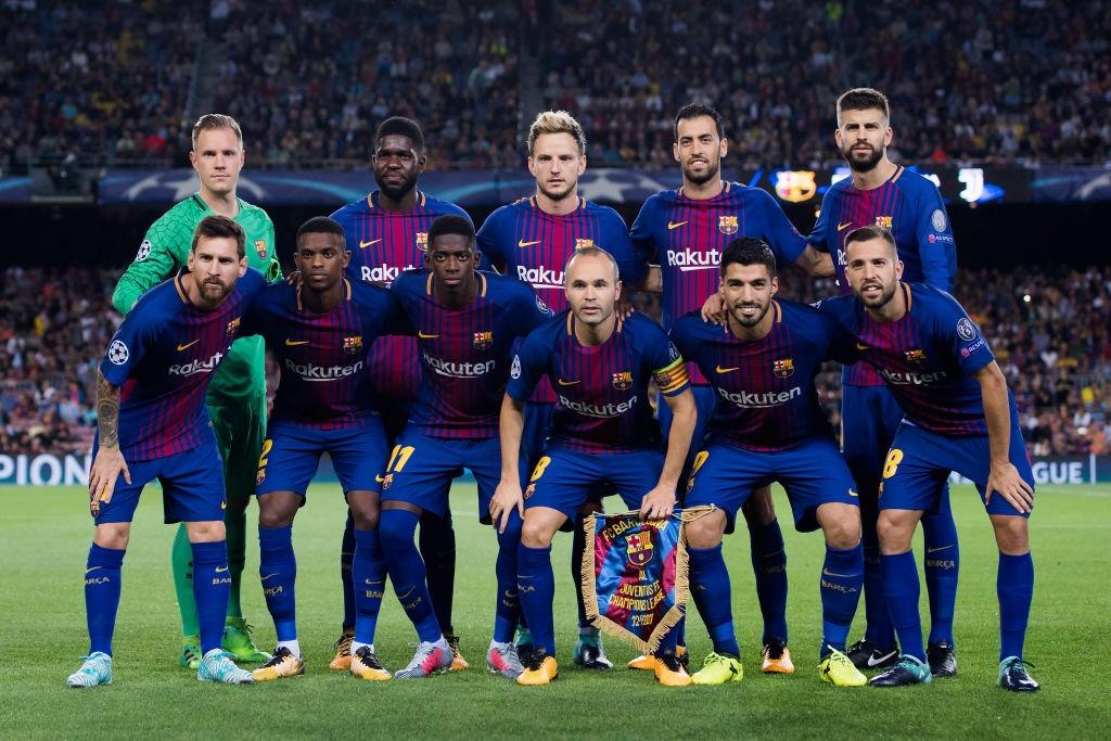 tran Barcelona vs Juventus anh 1