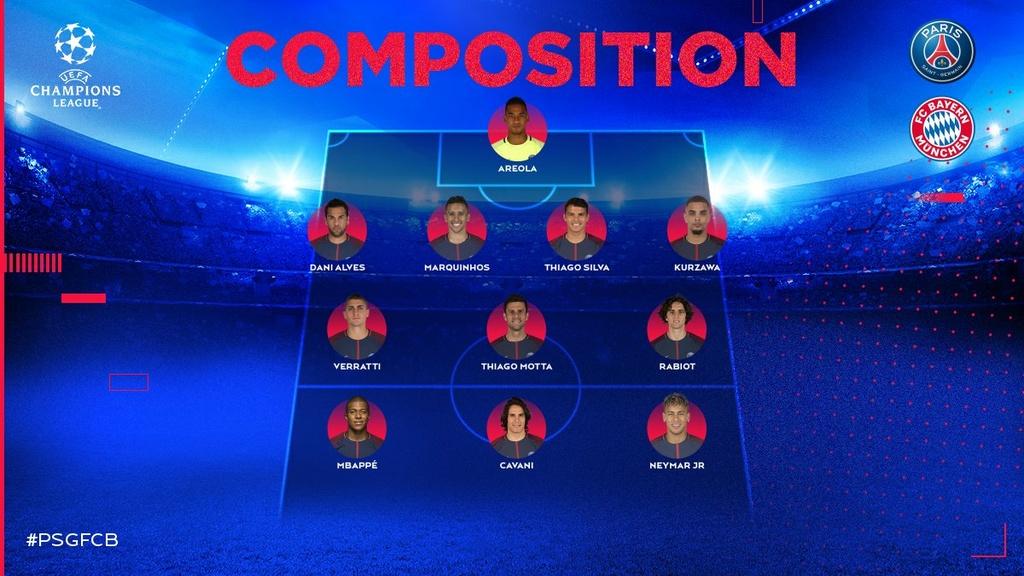Neymar - Cavani giup PSG nhan chim Bayern hinh anh 2