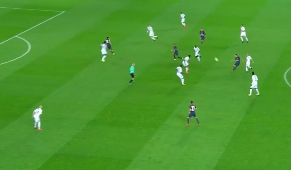 Neymar bi treo gio, Cavani ghi 2 ban giup PSG thang Nice hinh anh 3