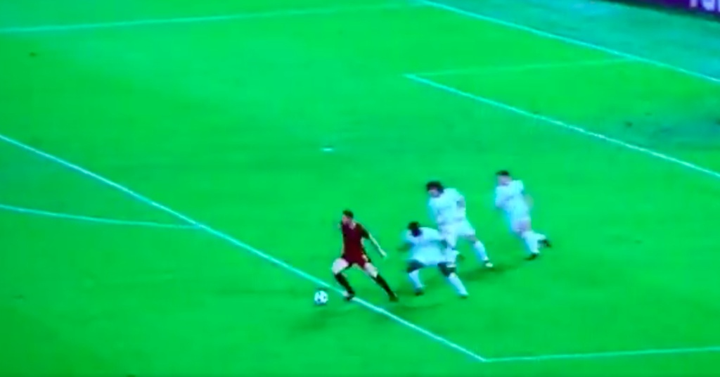 tran AS Roma 3-0 Chelsea anh 14
