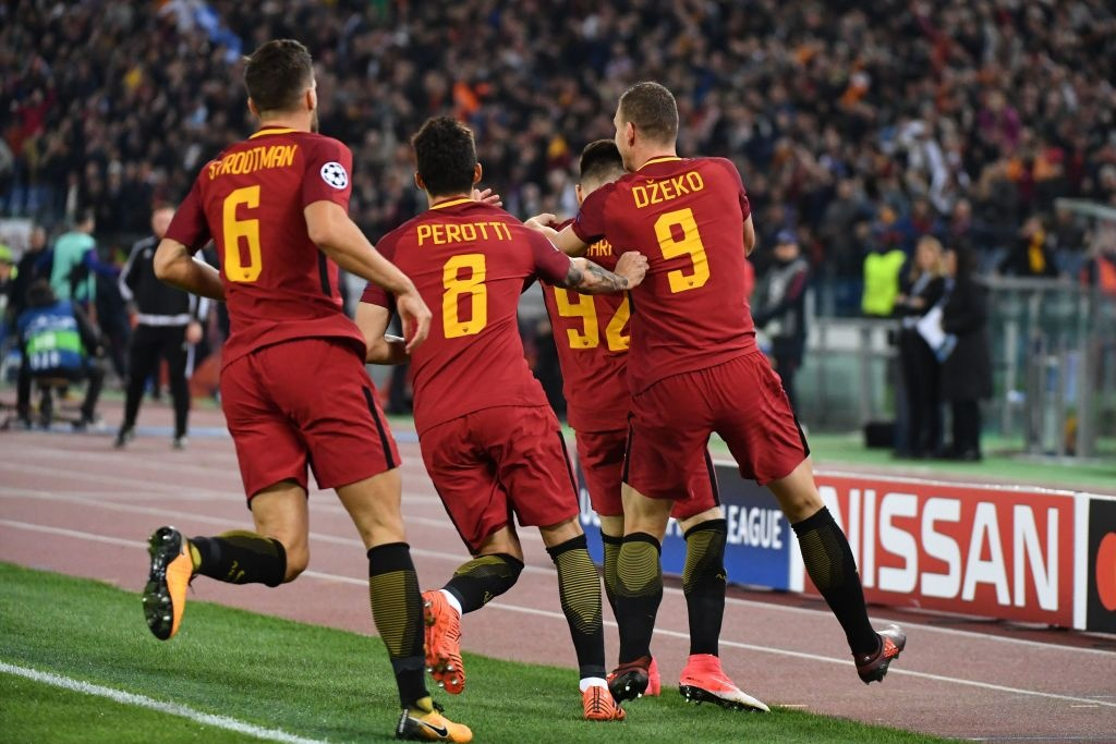 tran AS Roma 3-0 Chelsea anh 6
