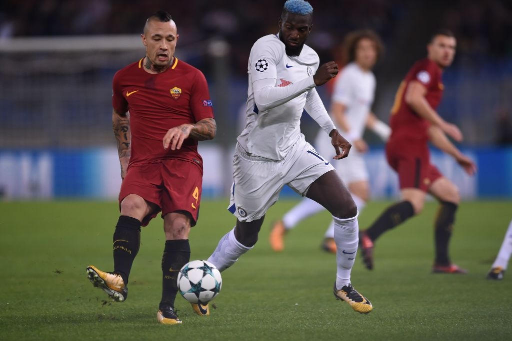 tran AS Roma 3-0 Chelsea anh 2