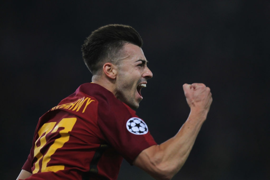 tran AS Roma 3-0 Chelsea anh 7
