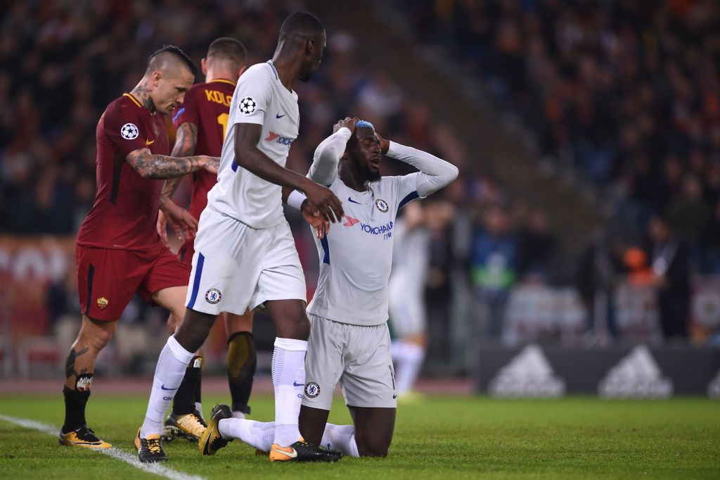 tran AS Roma 3-0 Chelsea anh 11